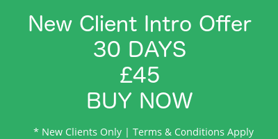 Intro Offer - Unlimited Classes for 30 Days