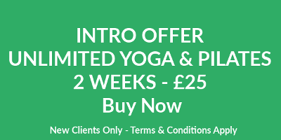 Intro Offer - Unlimited Classes for 2 Weeks