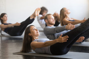 Connect to Your Core: Bhandas in Action with Ashka Zasada @ Yogiyoga | England | United Kingdom