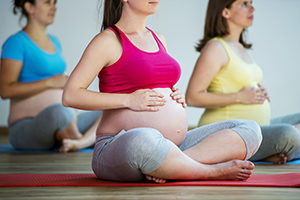 Prenatal Yoga - Yoga & Deep Relaxation for Labour and Birth @ Yogiyoga | England | United Kingdom