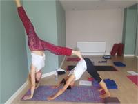 Inversions workshop with Claire Alexandra @ Yogiyoga | England | United Kingdom
