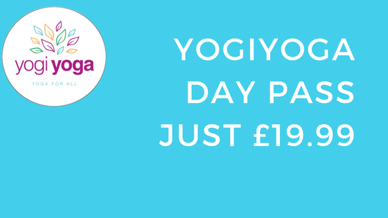 yogiyoga pricing class day pass special offer