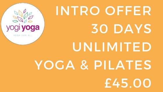 yogiyoga pricing unlimited Classes for 30 Days