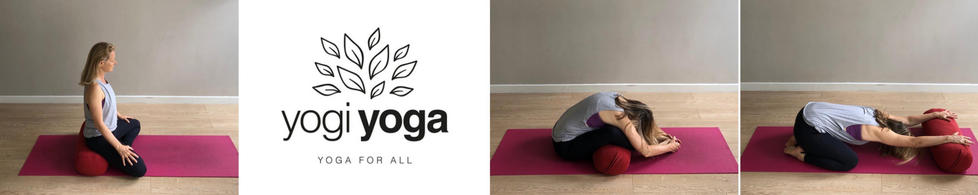 Restorative yin & mindfulness yogiyoga
