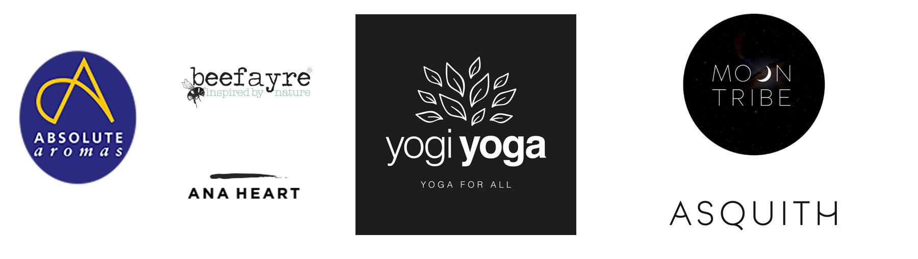 yogiyoga retail shop online banner