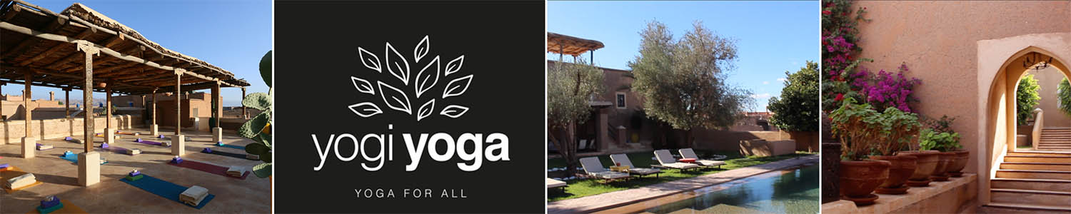 Yogiyoga London yoga retreat Marrakesh