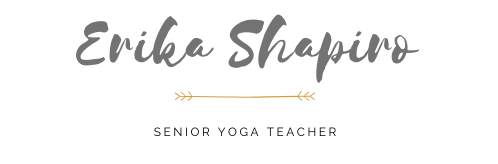 Yoga with Senior Yoga Teacher Erika Shapiro